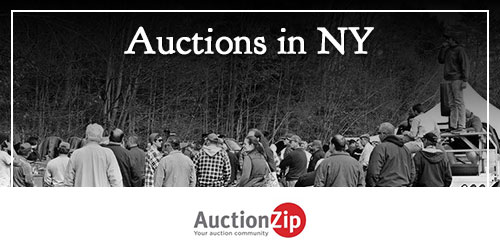Auctions in New York